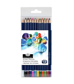 Royal Langnickel 12pc Color Pencils