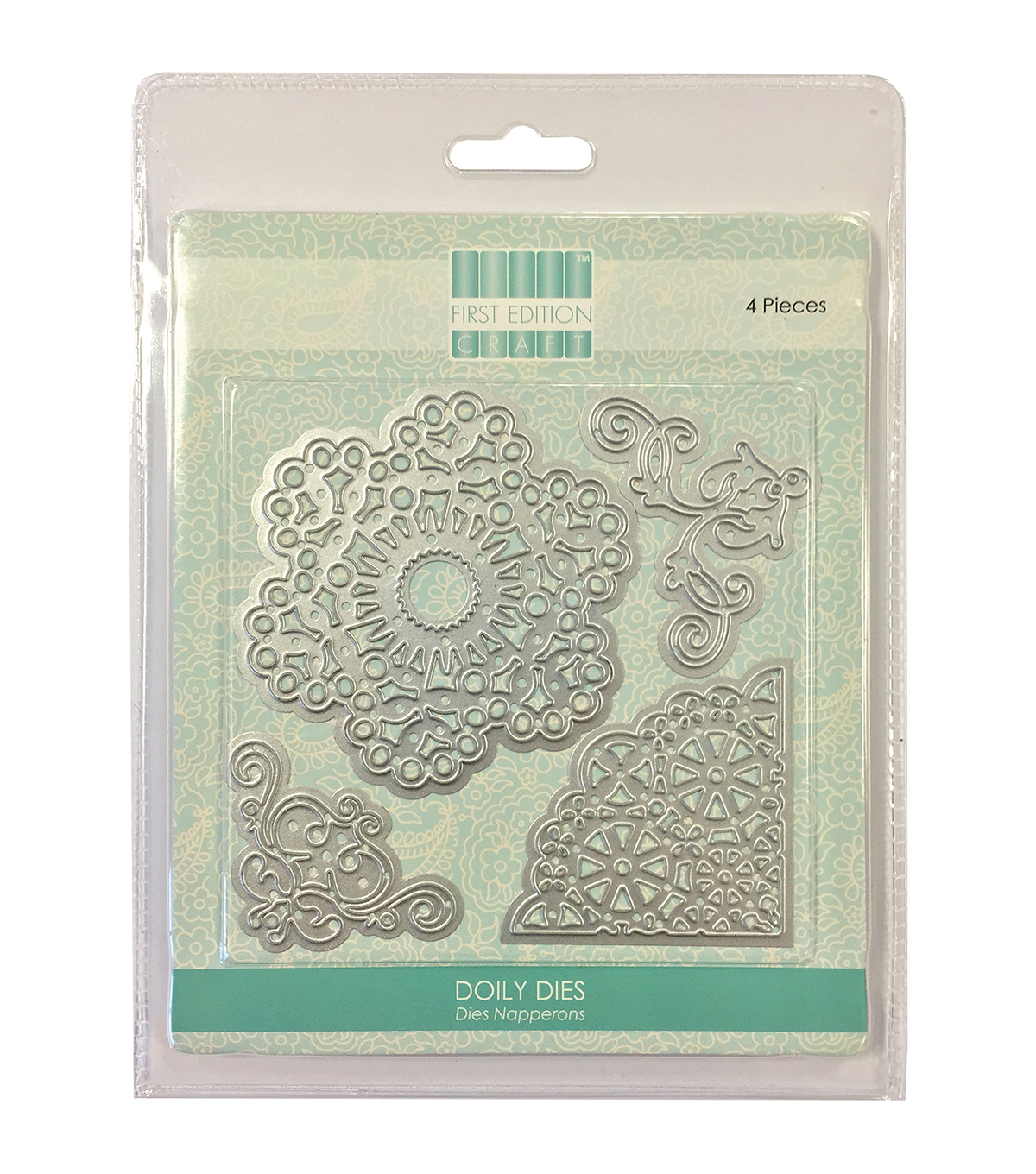 Trimcraft First Edition Doilies Dies