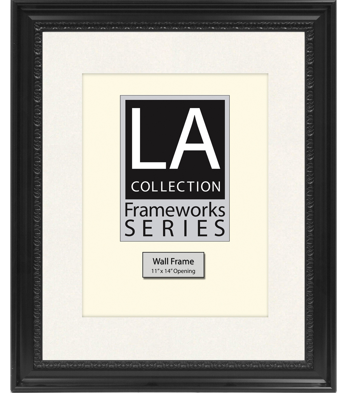 La collection wall frame 16x20 black joann la collection frameworks series wall frame 16u0027u0027x20u0027u0027 jeuxipadfo Gallery