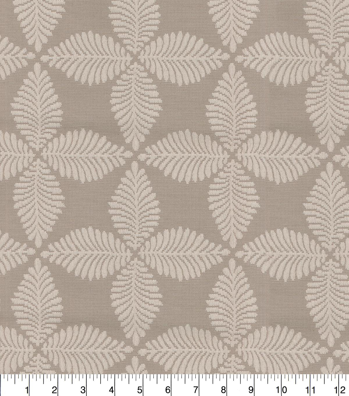 Home Decor 8\u0022x8\u0022 Fabric Swatch-Tommy Bahama Overleaf Mushroom