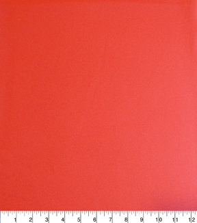 Sew Classic Silky Solid Crepe Fabric-Red Pucker Crepe