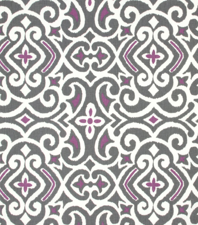 home decor print fabric robert allen at home best damask nickel joann