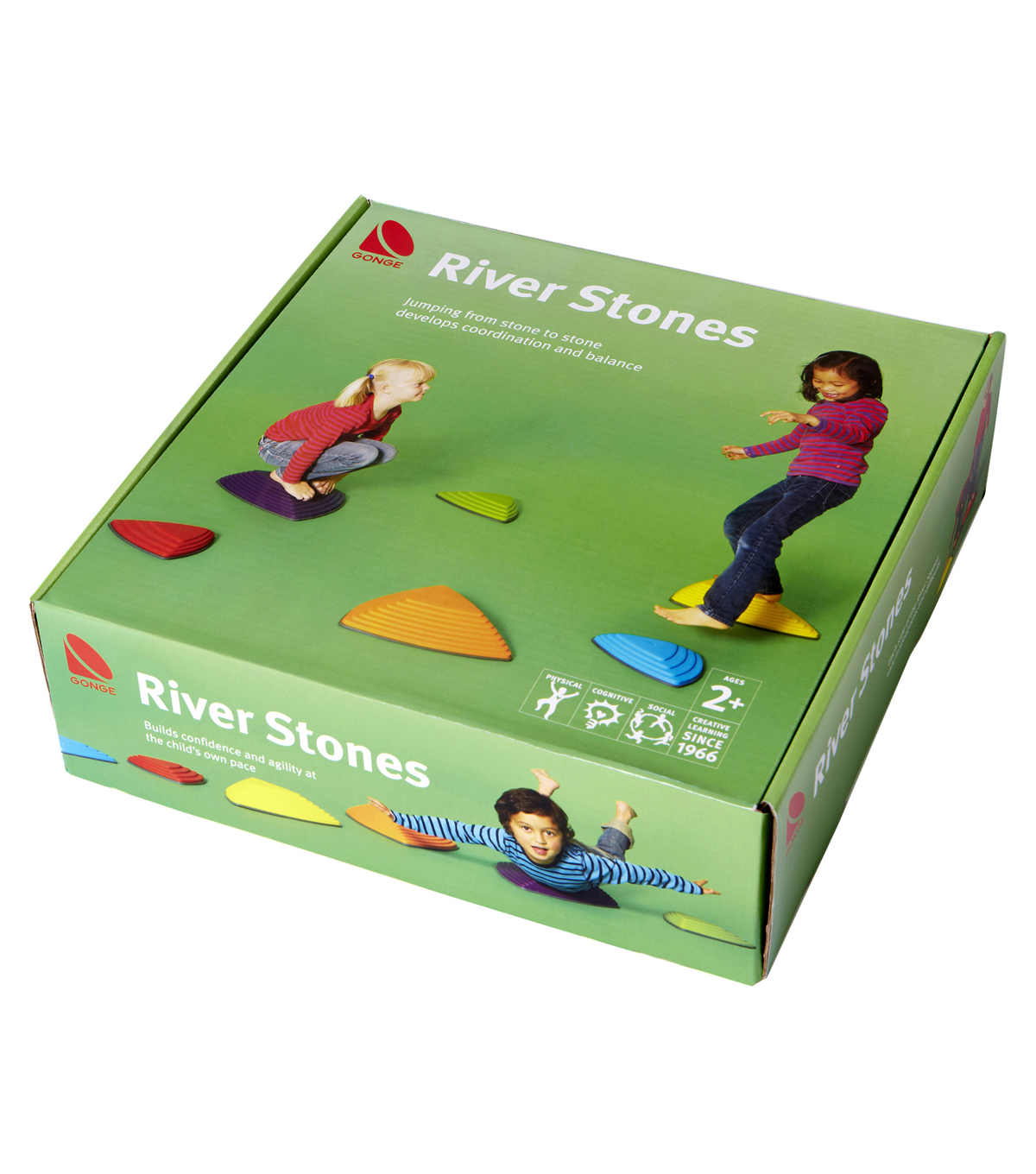 Riverstone, Set of 6