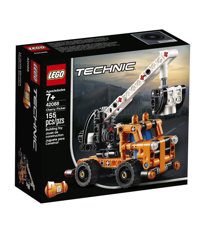 0f4ee078a73d1a LEGO Technic 2-in-1 Cherry Picker Set   JOANN