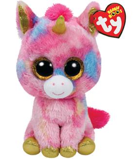 TY Beanie Boo Fantasia Multicolor Unicorn  441aff288ee