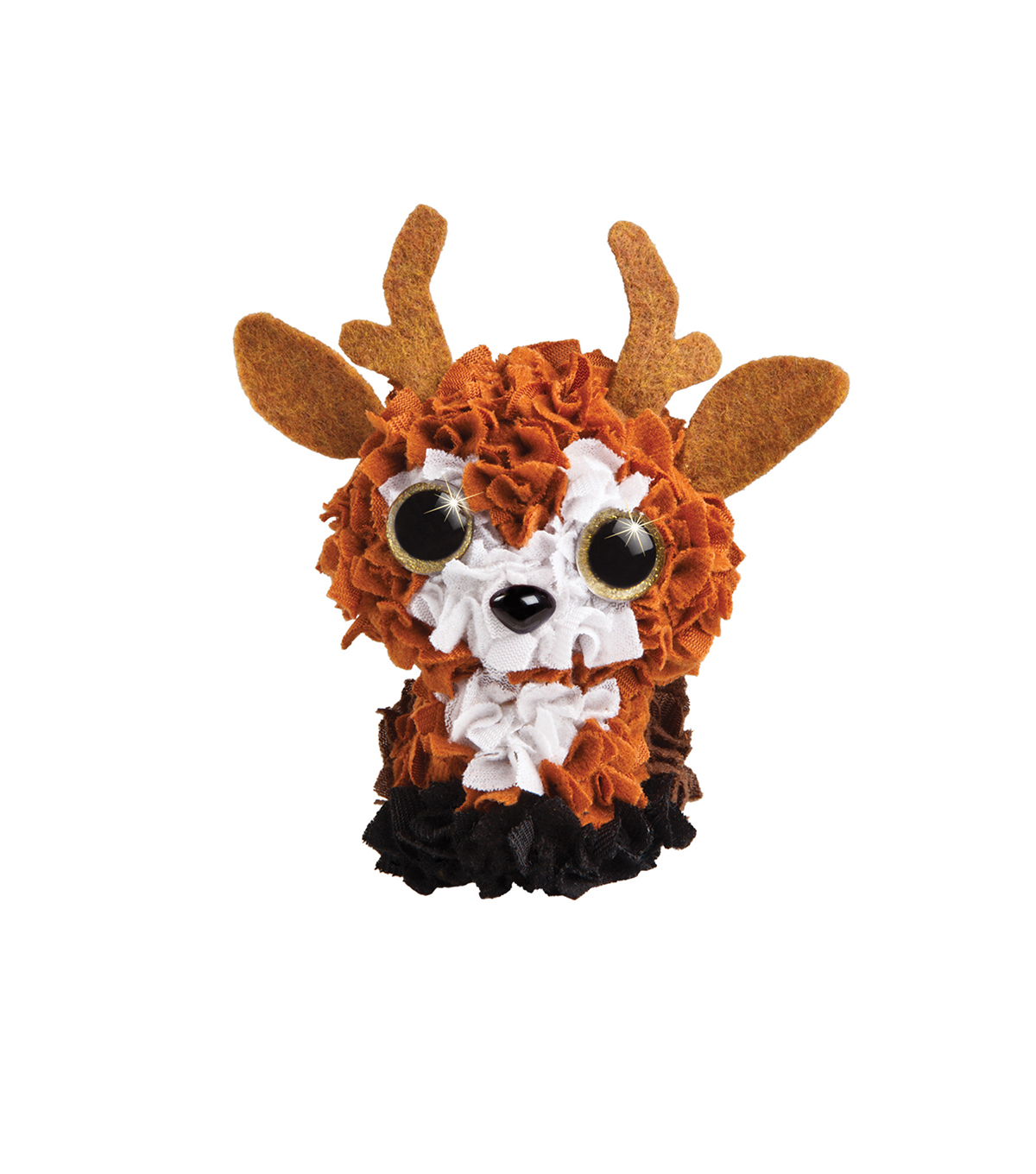 Plush Craft Reindeer 3D Mini