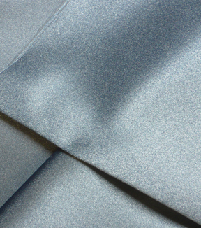 Casa Collection Matte Satin Fabric -Total Eclipse