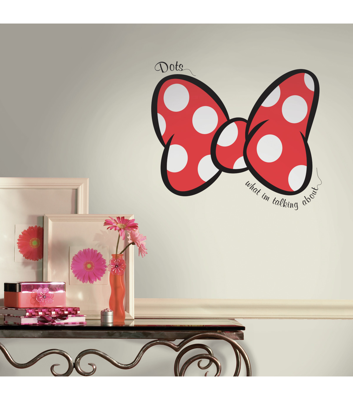 York Wallcoverings Giant Graphic-Dots What I\u0027m Talking About