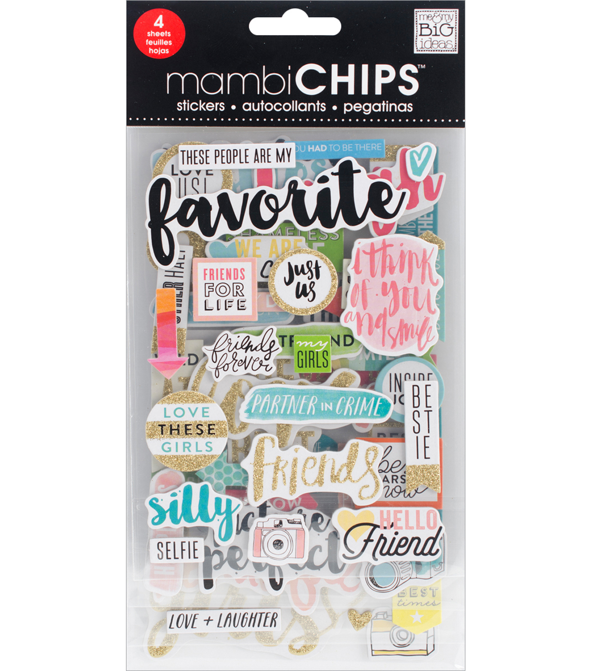 Favorite -chipboard Specialty