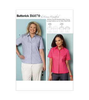Butterick Women\u0027s Skirt-B6070