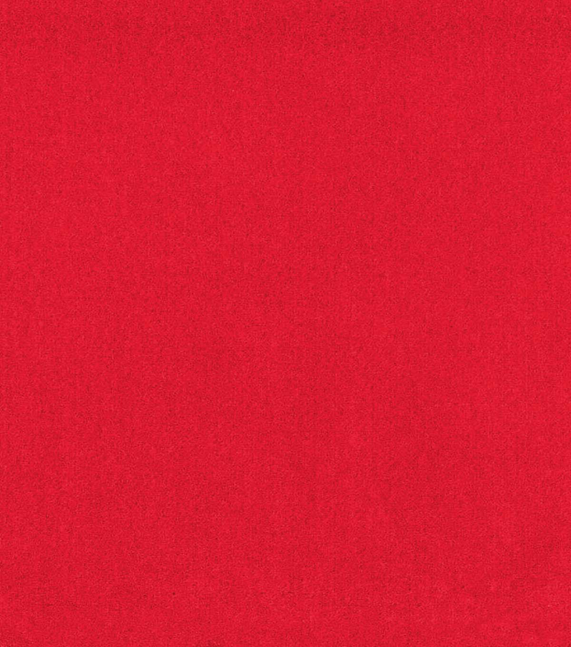 Blizzard Fleece Fabric -Solids, Fiery Red Blizzard