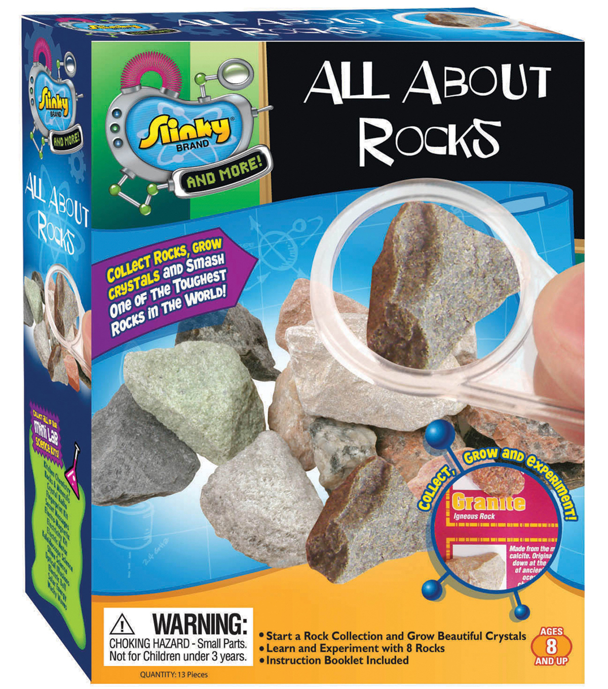 All About Rocks Kit