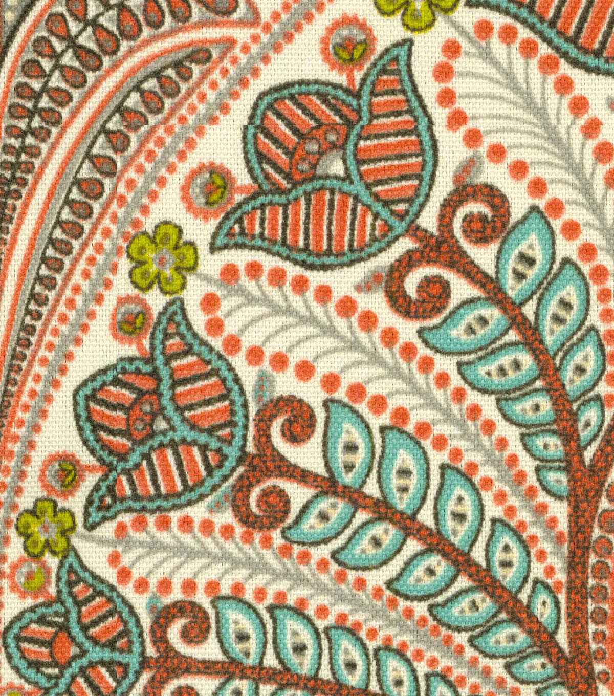 Tommy Bahama Outdoor Fabric 54\u0022-Crescent Beach Coral