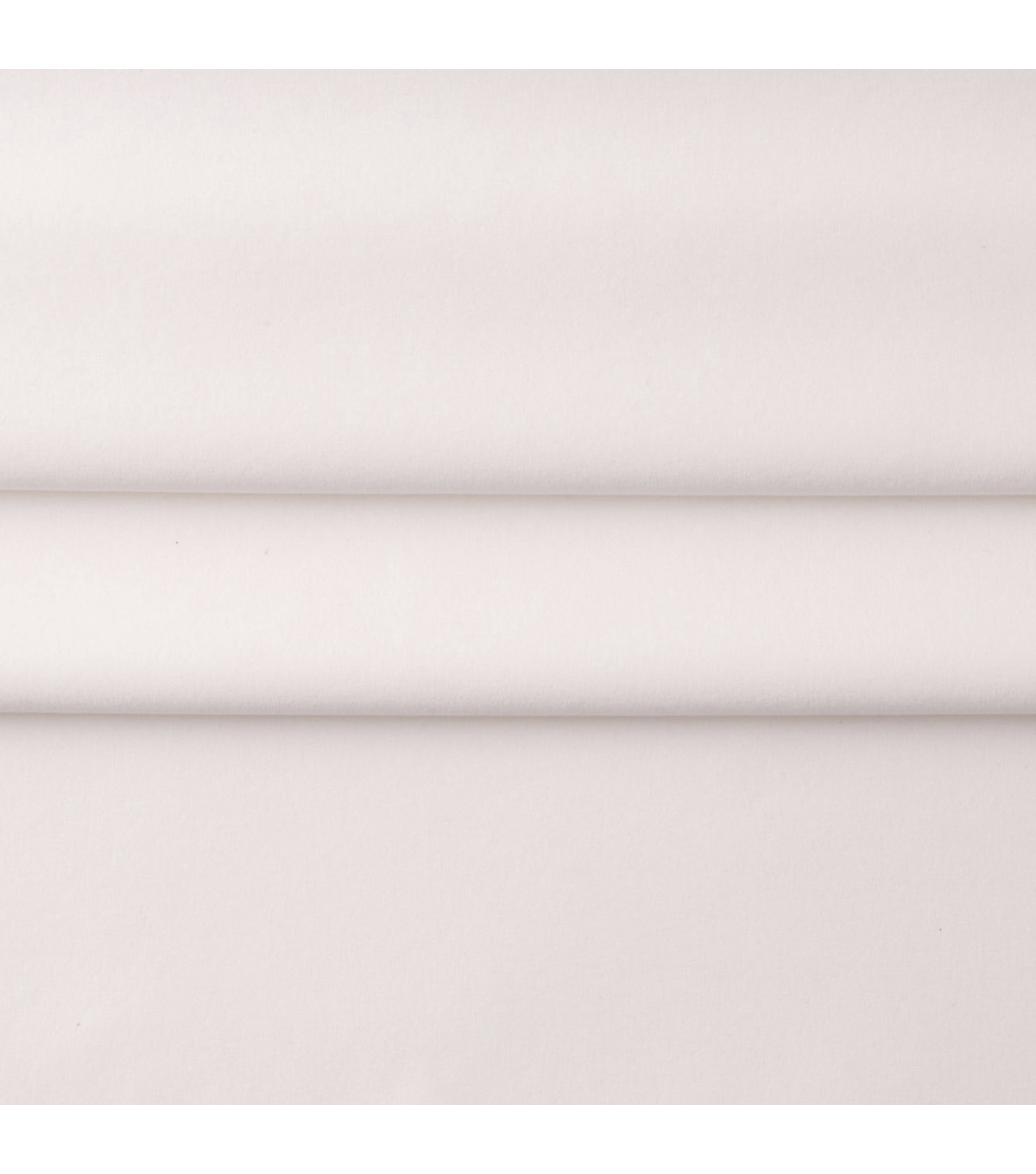 Casa Collection Stretch Satin Fabric -Charm Brt White