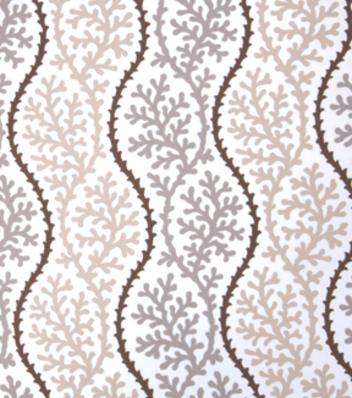 Home Decor 8\u0022x8\u0022 Fabric Swatch-Upholstery Fabric Eaton Square Ducks Pebble
