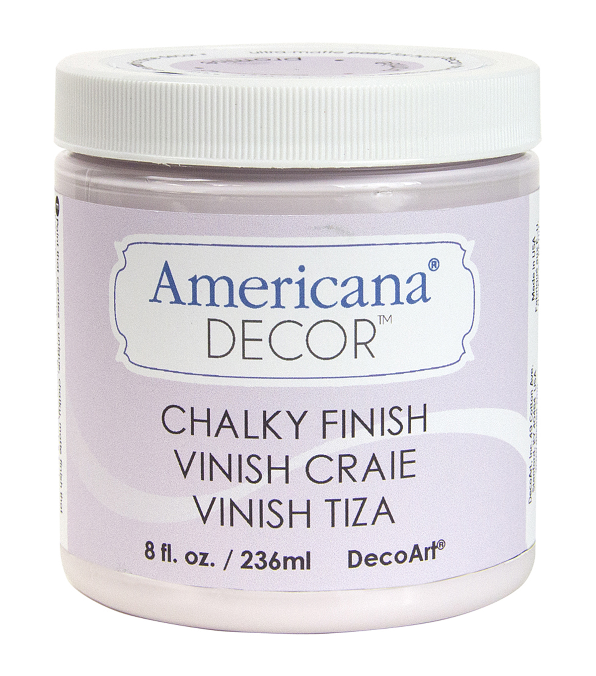 DecoArt Americana Chalky Finish Paint 8oz, Promise