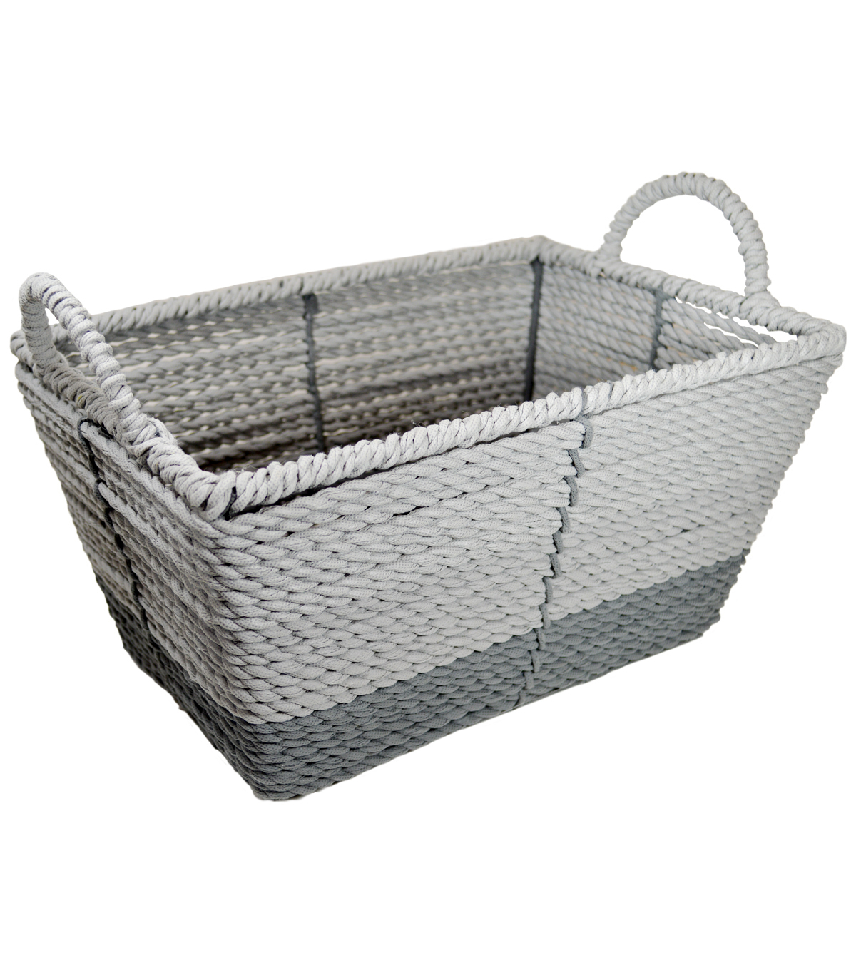 Large Basket-Ombre