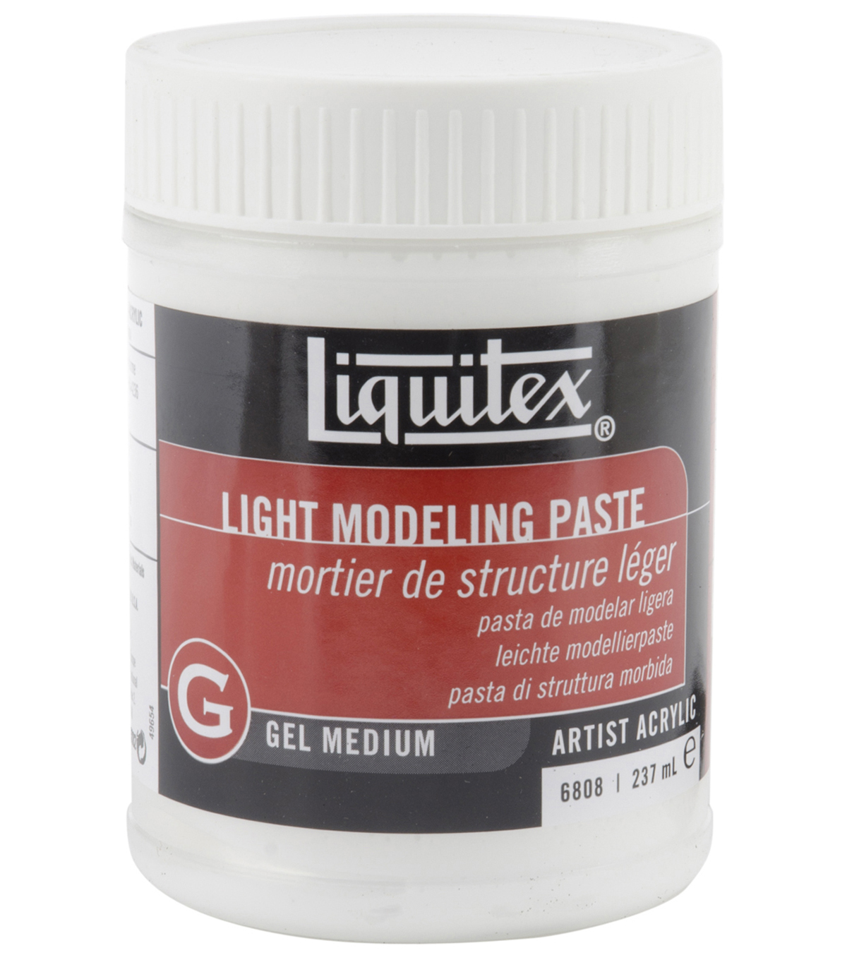 Liquitex Light Modeling Paste 8oz