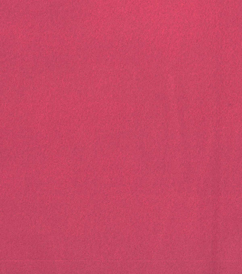 Blizzard Fleece Fabric -Solids, Carmine Rose