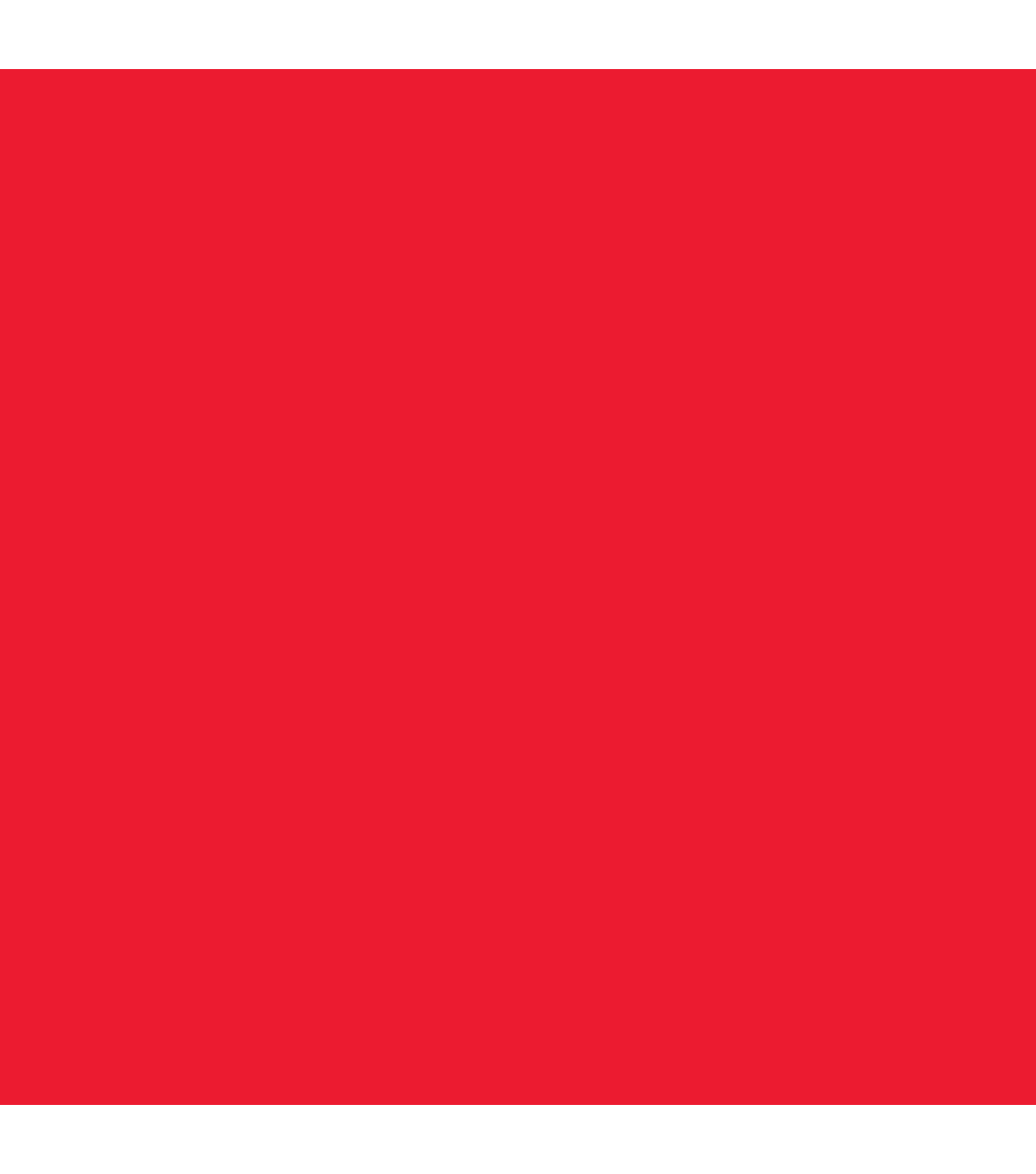 Apple Barrel Matte Acrylic Paint 16oz, Bright Red
