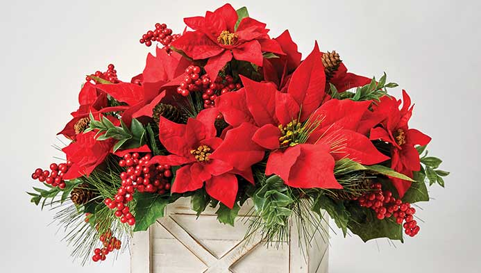 Holiday Floral Arranging