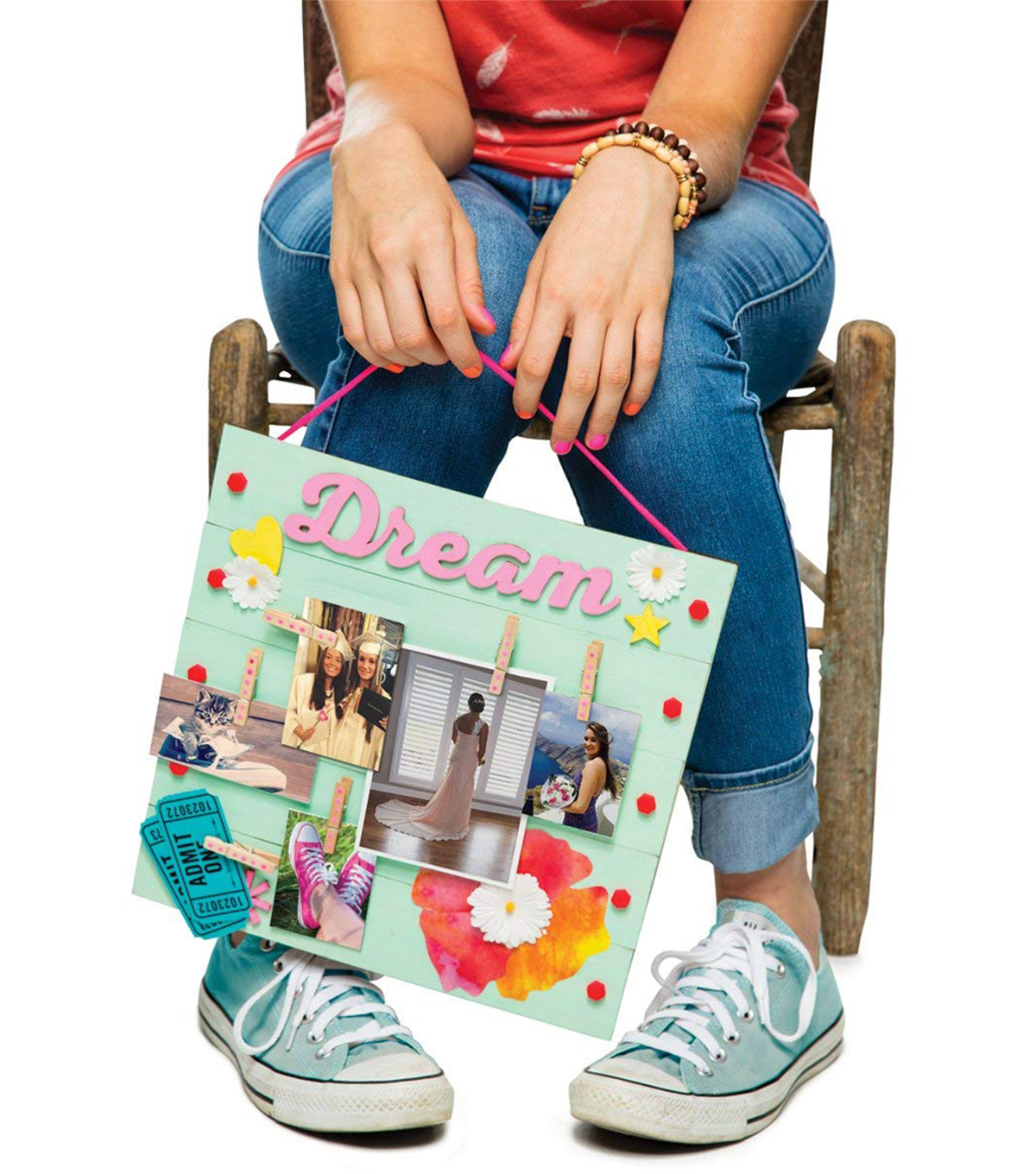 Creativity for Kids Dare To Dream Board Craft Kit