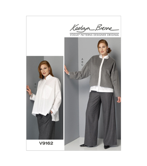 Vogue Patterns Misses Casual-V9162