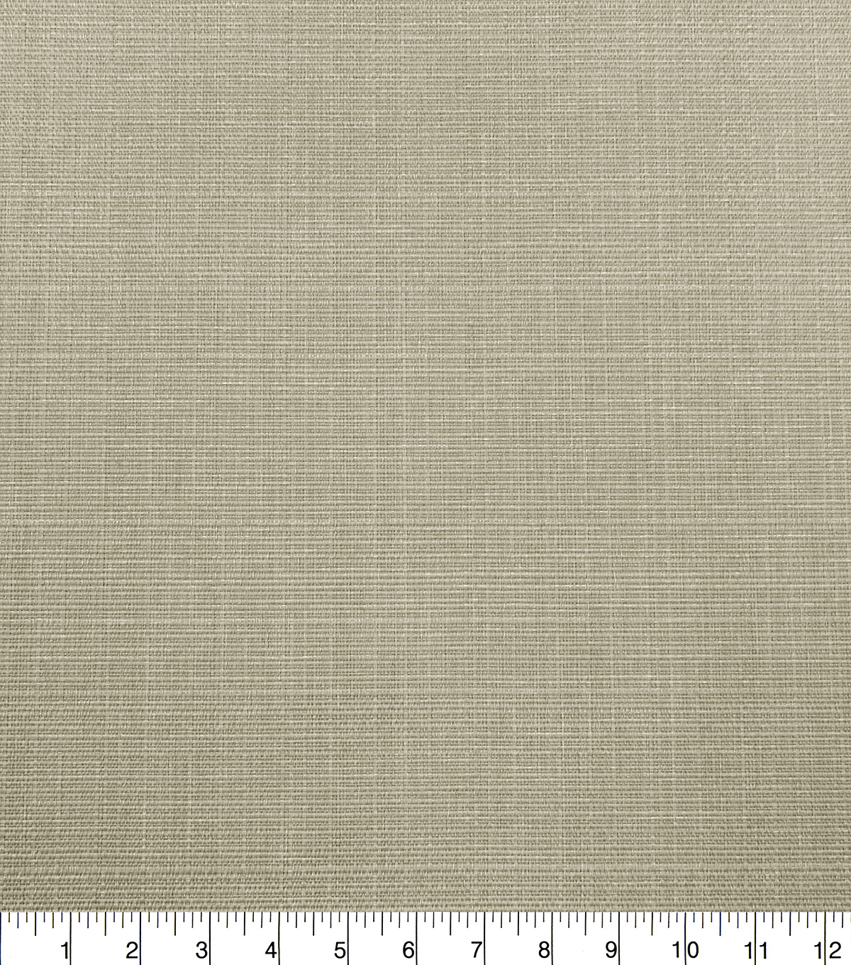 Outdoor Fabric-Linen Texture Feather Grey