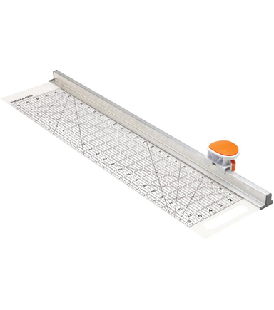 ROTARY CUTTER RTY-3//DX OLFA SET CUTTING MAT 24/'/' X 18/' FROSTED RULER 6/'/'X24/'/'