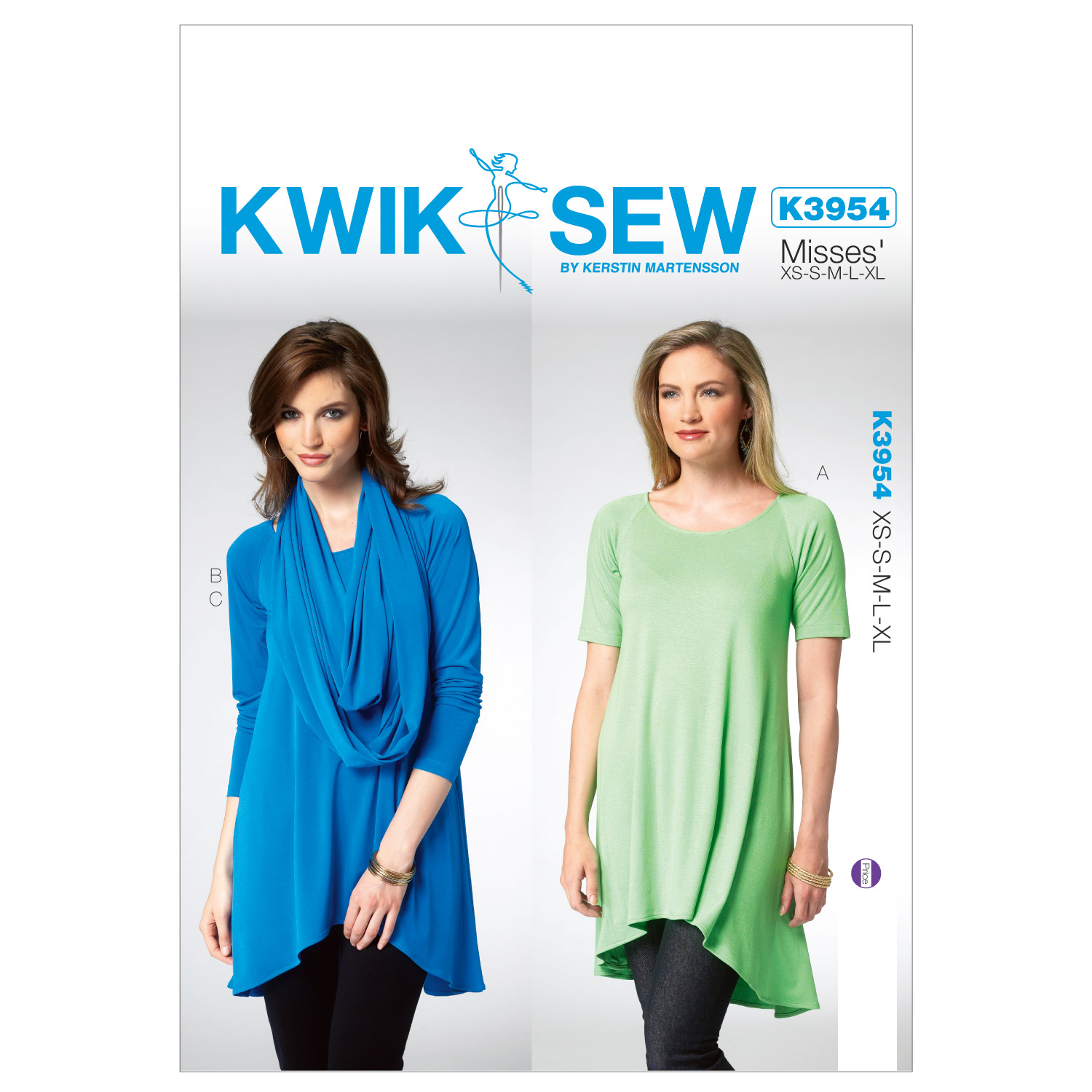 Kwik Sew Misses Top-K3954