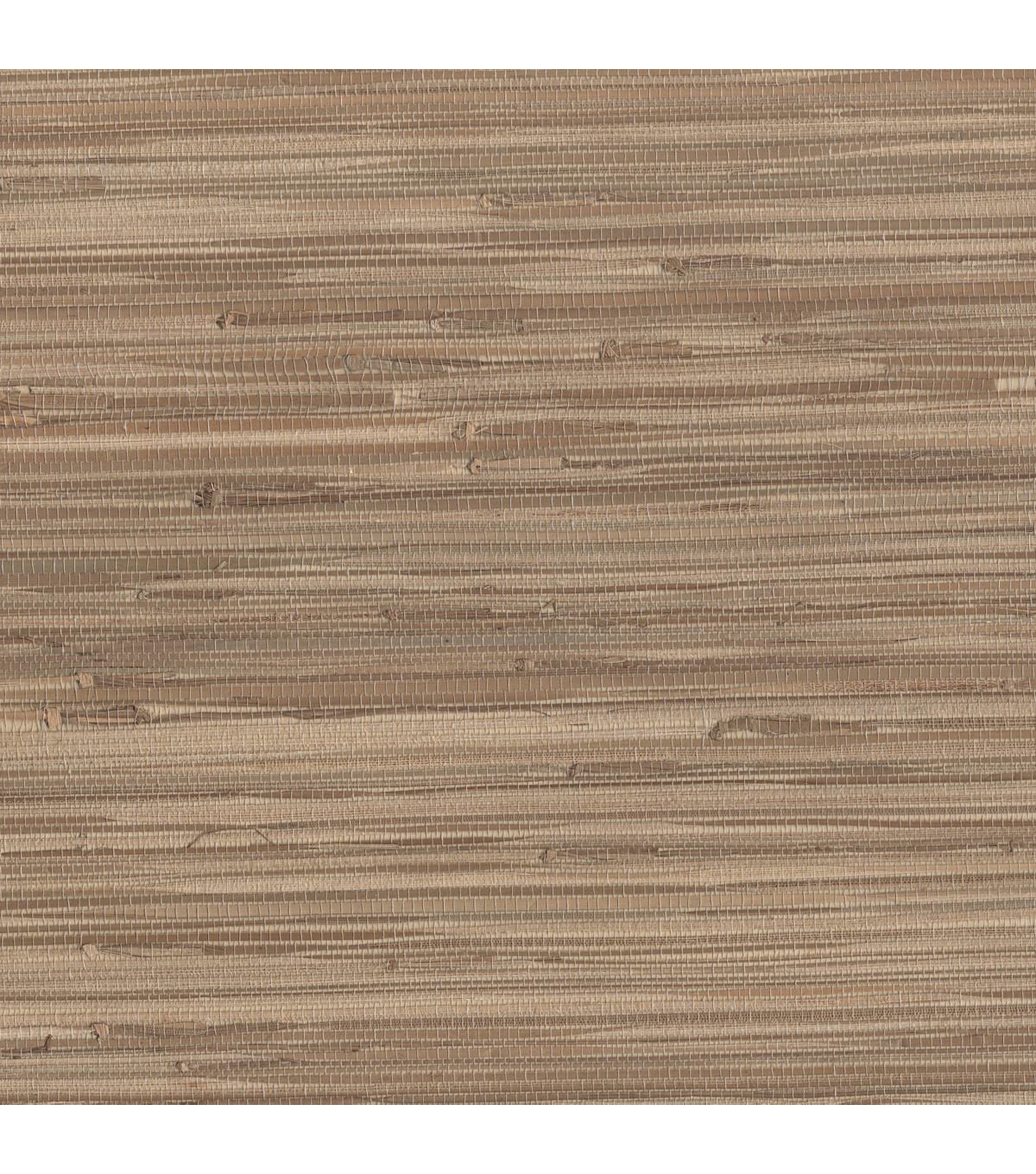 Tight Grasscloth Wallpaper, Khaki Sample