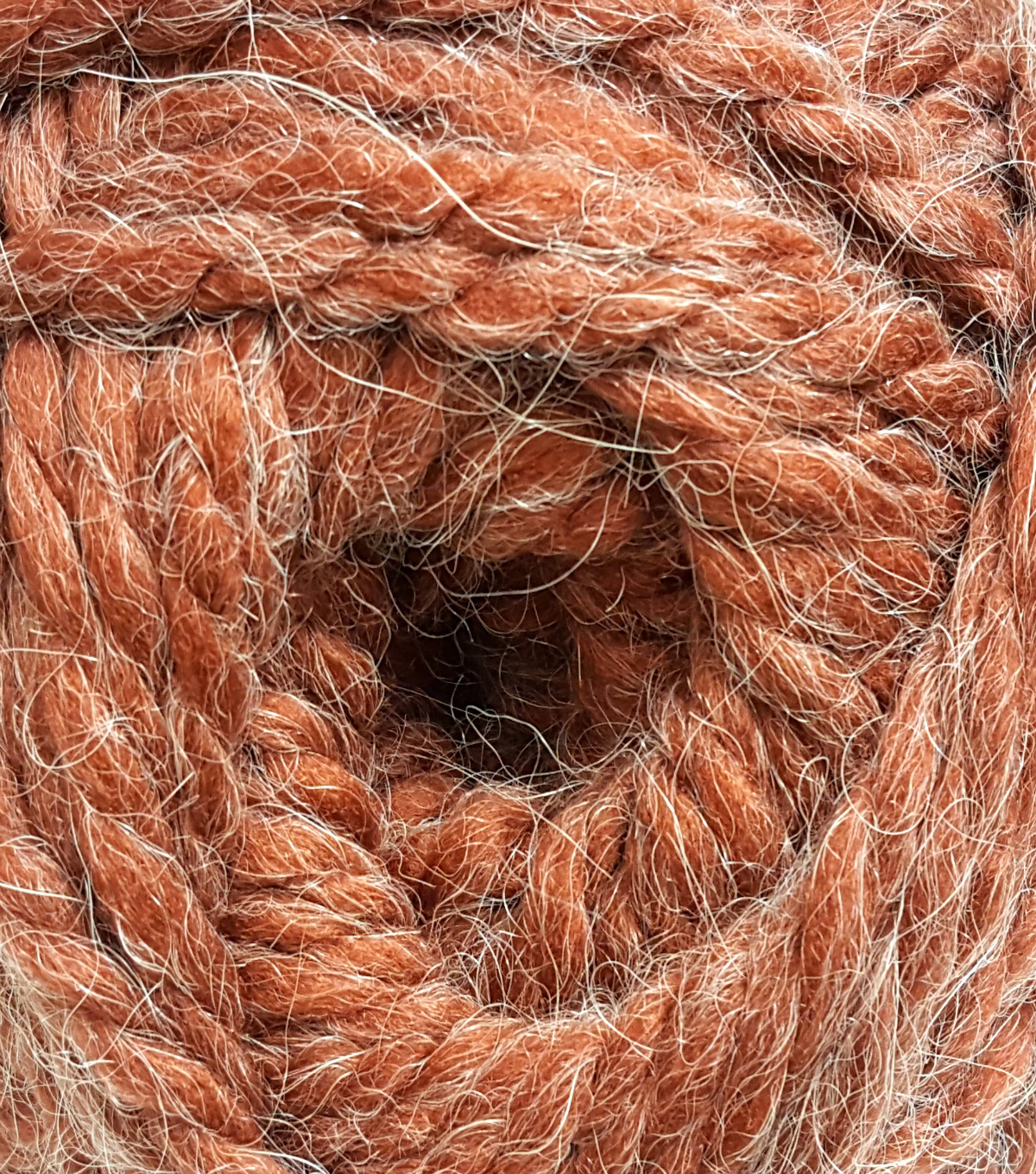 Buttercream Luxe Craft Alpaca Solids Yarn, Rust