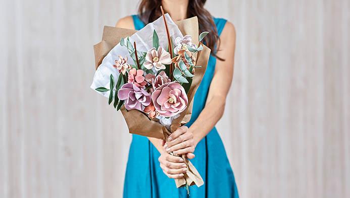 Eva Foam Flowers