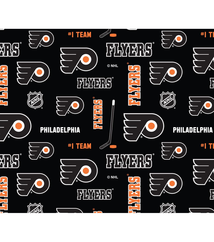 df894e643997 Philadelphia Flyers Logo Cotton Fabric 43