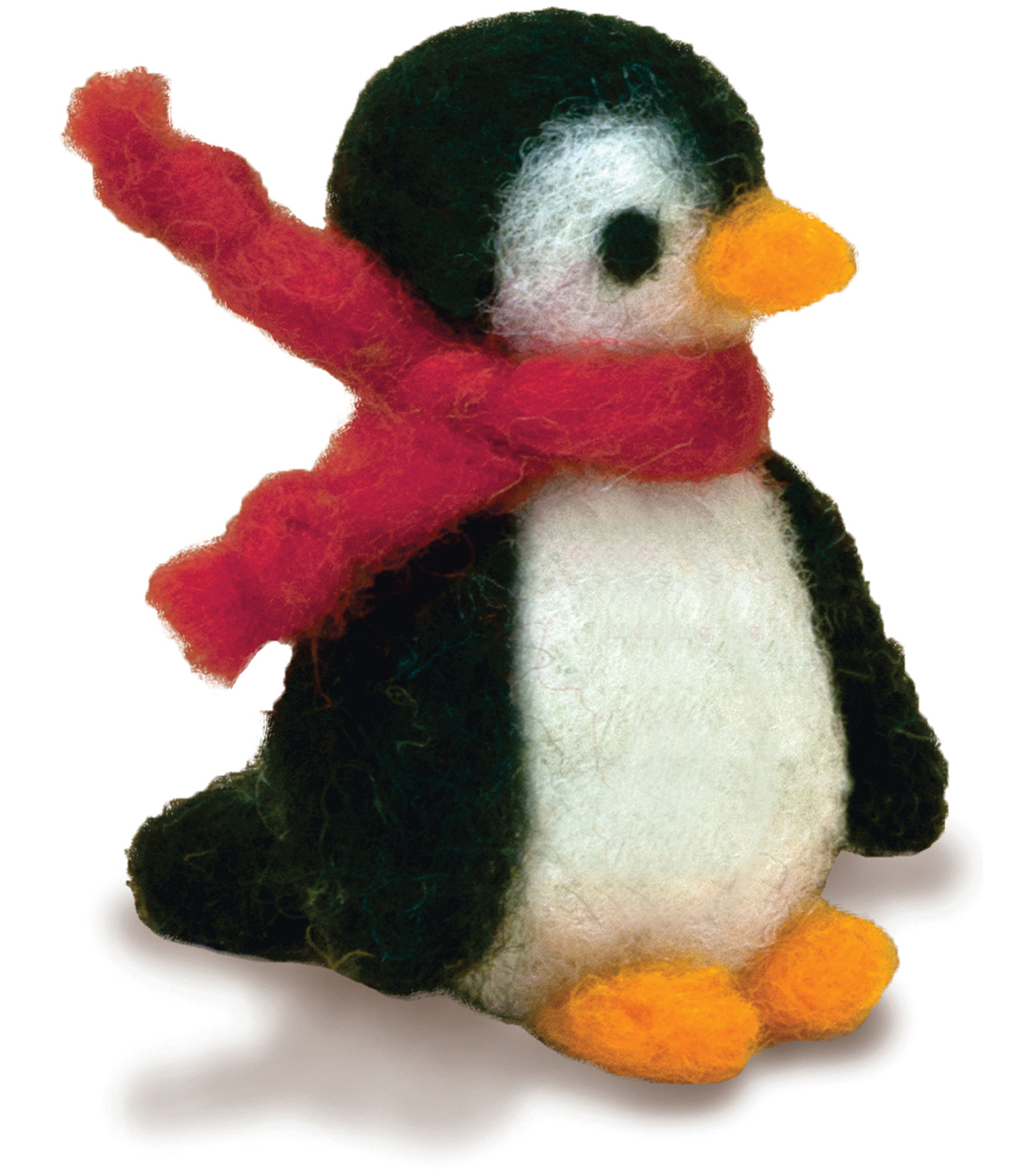 Feltworks Needle Felting Kit-Penguin