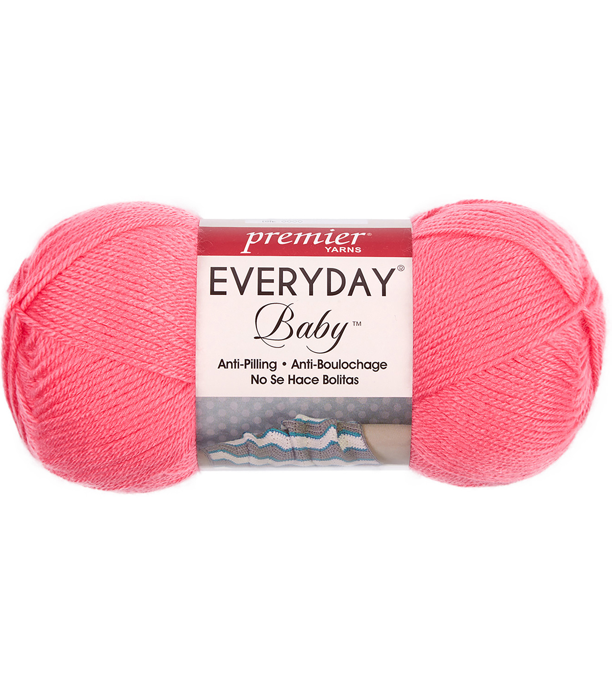 Premier Yarns Everyday Baby Yarn, Coral