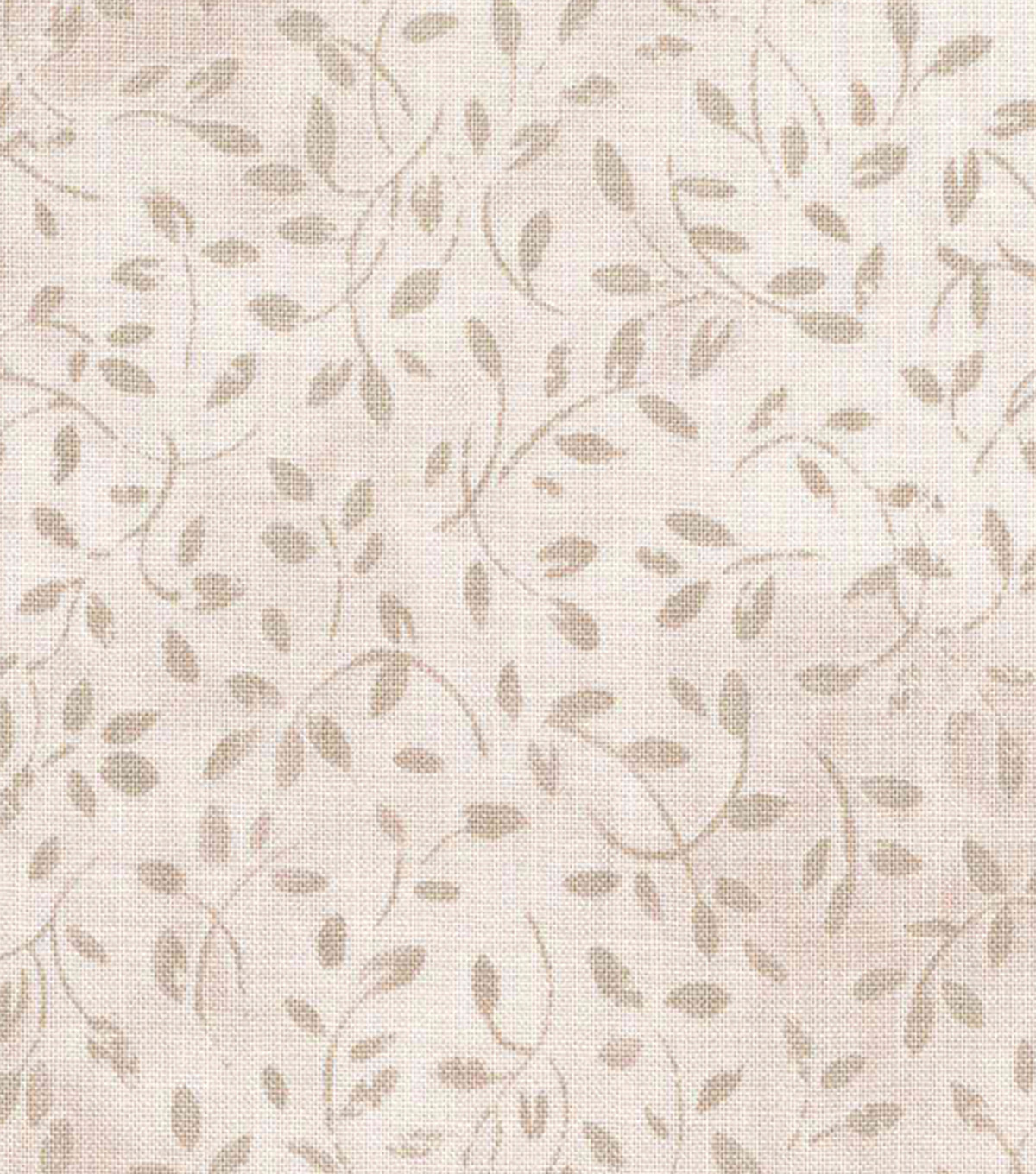 Keepsake Calico Cotton Fabric-Vines on Tan