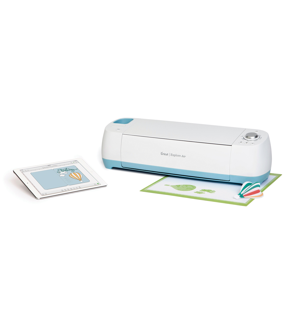 Cricut Explore Air Wireless Design-and-Cut System