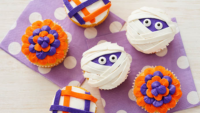 October Cupcake Of The Month