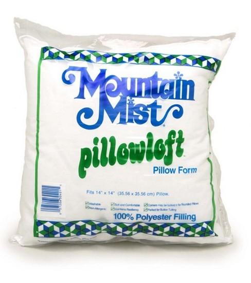 Mountain Mist Pillowloft Woven Cover Pillowform 40''x40'' JOANN Gorgeous Joann Fabric Pillow Inserts
