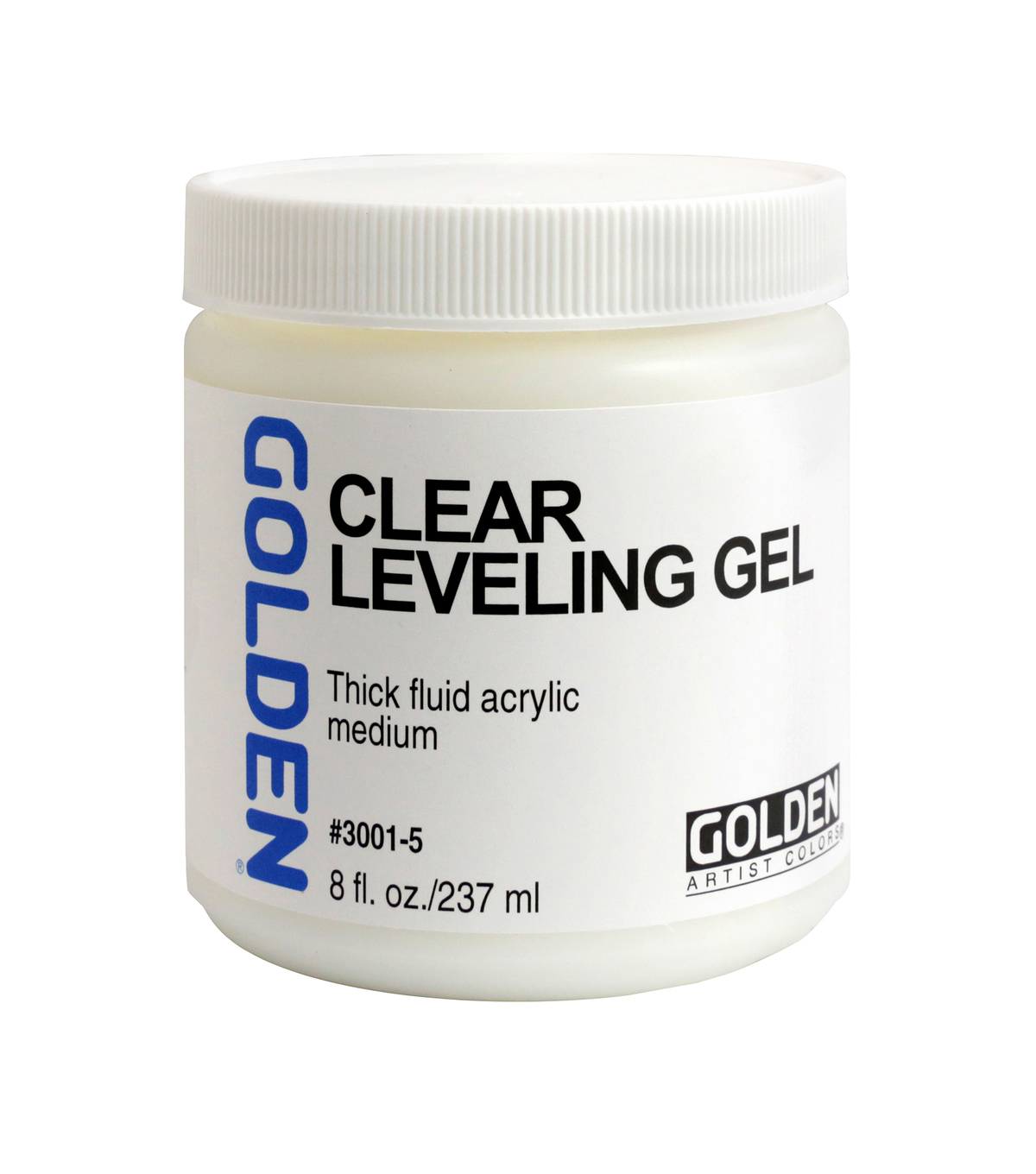 Golden Clear Leveling Gel 8oz.