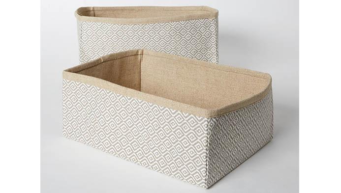 Sew A Home Decor Bin