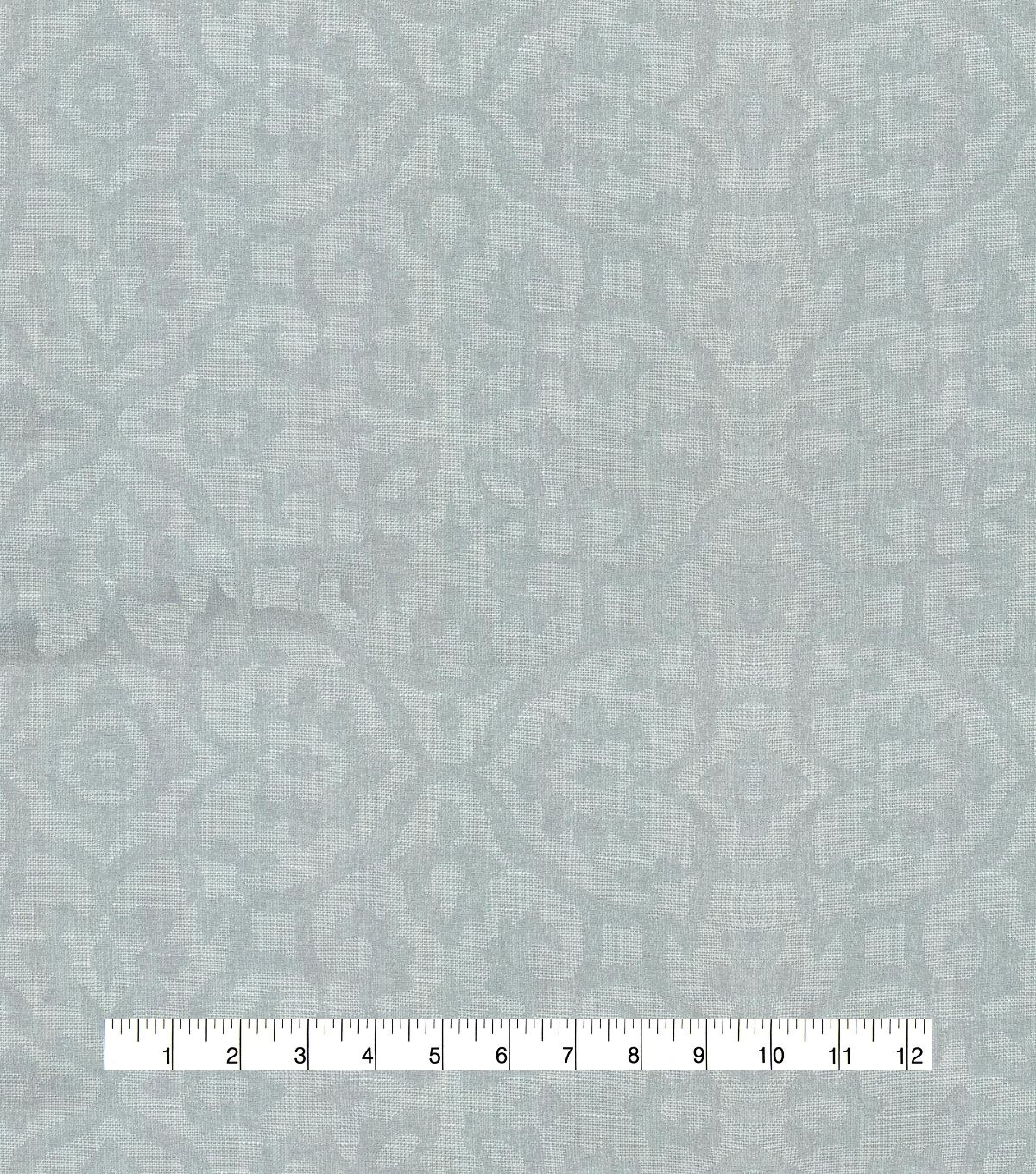 Waverly Upholstery Fabric 54\u0027\u0027-Mist Natural Selection