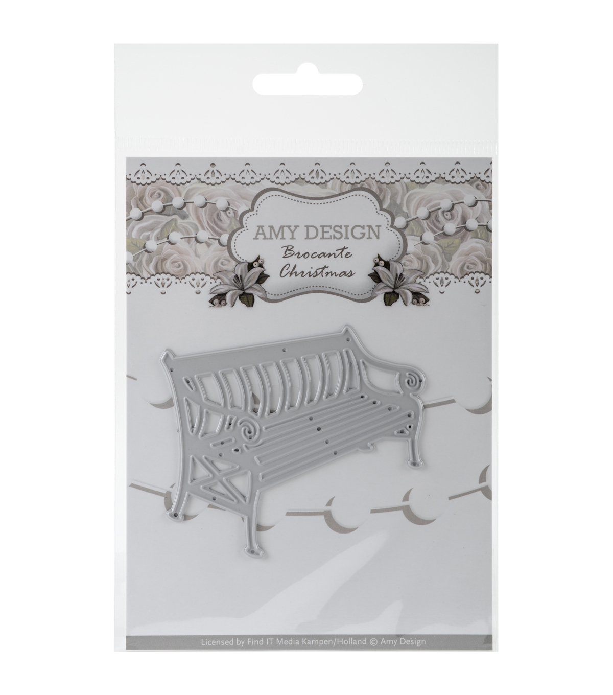 Amy Design Brocante Christmas Die-Bench