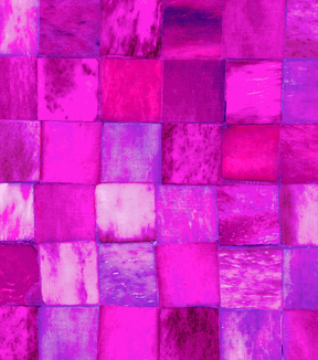 Anti-Pill Fleece Fabric 59\u0022-Magenta Tile