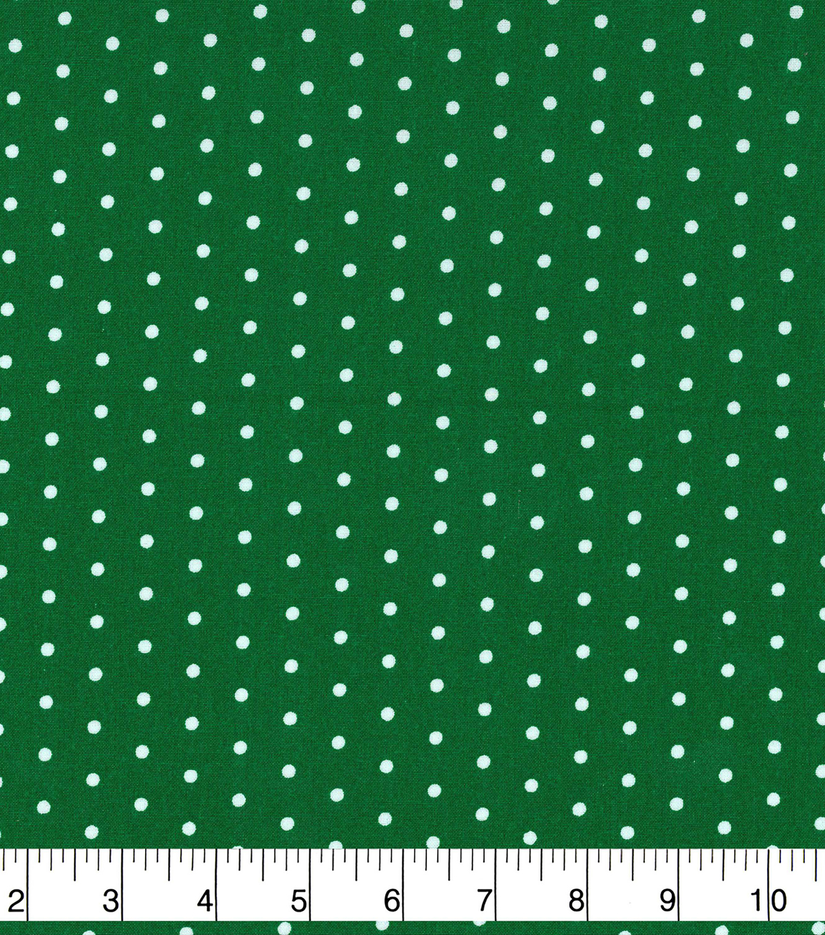 Christmas Cotton Fabric-Green Noel