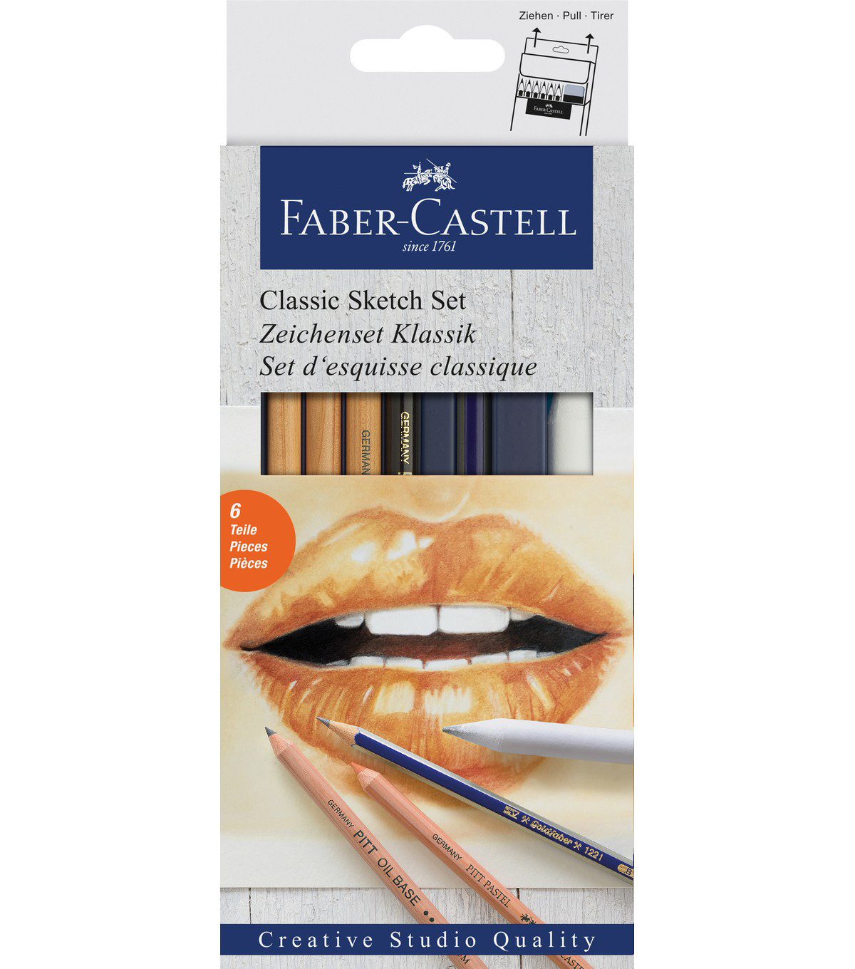 Faber-Castell Classic Sketch Set