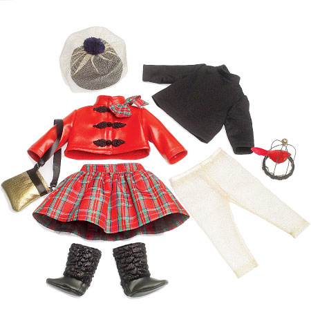 McCall\u0027s Crafts Doll Clothes-M7006