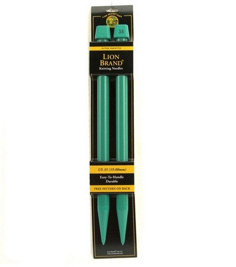 Lion Brand Knitting Needles 14\u0022-Size 35