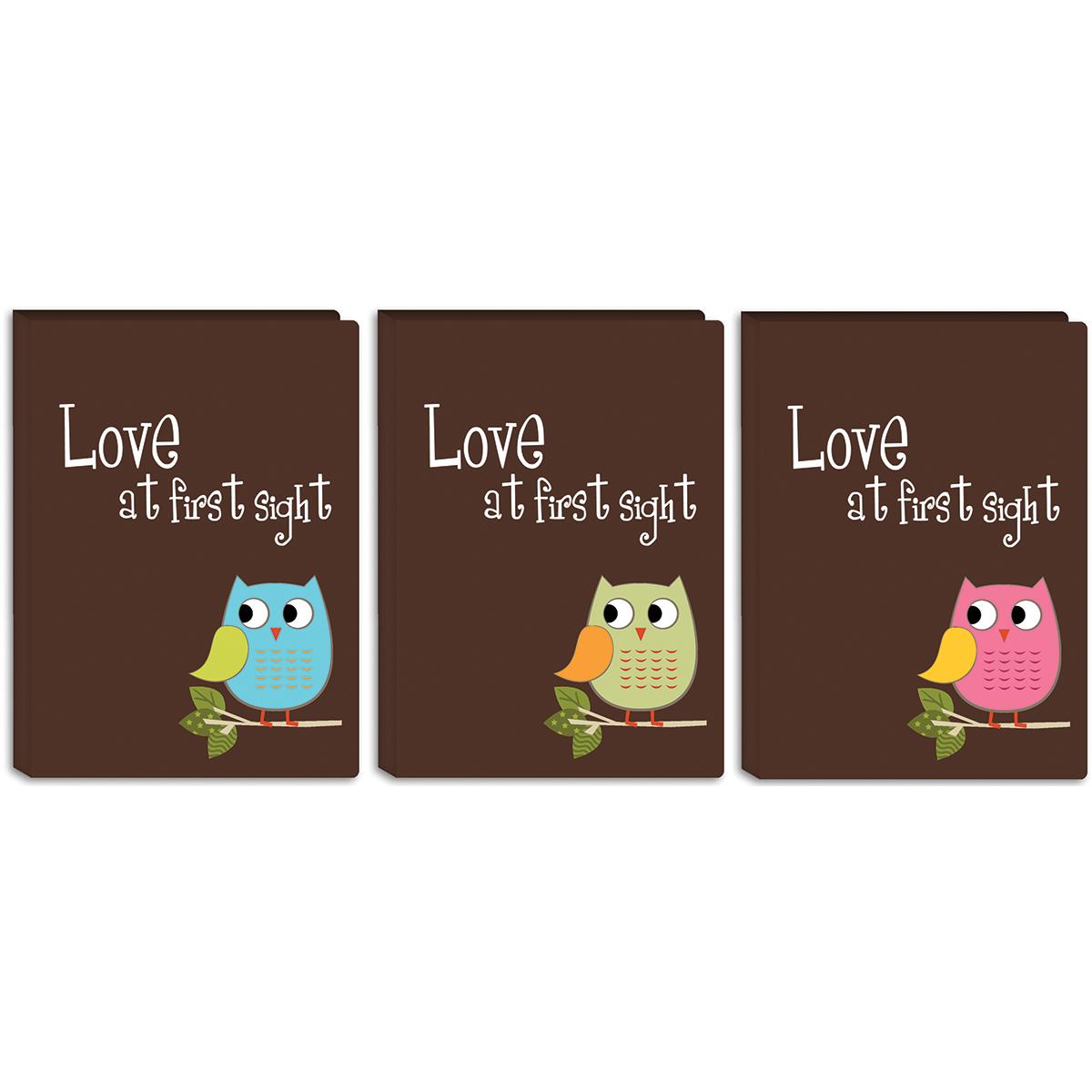 Baby Owl Brag Book Album 4x6 36 Pockets Joann